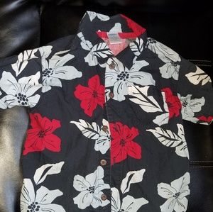 Gymboree Hawaiian Shirt